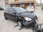 Lot: B807258 - 2009 Hyundai Accent - Key / Runs & Drives