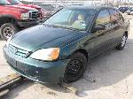 Lot: B808147 - 2002 Honda Civic