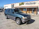 Lot: B810066 - 1997 Mercury Mountaineer SUV - Key / Runs & Drives