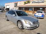 Lot: B810208 - 2004 Nissan. Maxima - Key / Runs & Drives