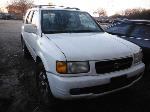 Lot: 10-645178C - 1999 HONDA PASSPORT SUV