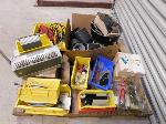 Lot: 45 - Battery Charger, Tools, Misc