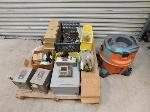 Lot: 46 - Tools, Welding Supplies, PLC Controls