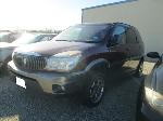Lot: 3 - 2004 BUICK RENDEZVOUS SUV