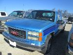 Lot: 13 - 1995 GMC SIERRA PICKUP