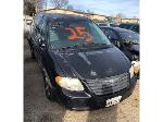 Lot: 25 - 2006 CHRYSLER TOWN AND COUNTRY VAN - KEY