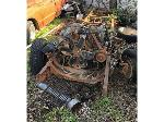 Lot: 34 - CHASSIS FRAME