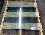 Lot: 02-21749 - (2) Pieces of Glass