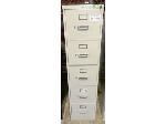 Lot: 02-21766 - File Cabinet w/ Key