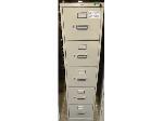 Lot: 02-21767 - File Cabinet w/ Key