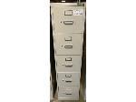 Lot: 02-21768 - File Cabinet w/ Key