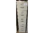 Lot: 02-21769 - File Cabinet w/ Key