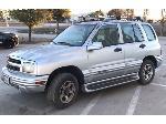 Lot: 13 - 2001 CHEVROLET TRACKER SUV