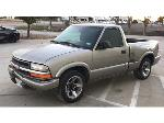 Lot: 17 - 1999 CHEVROLET S10 PICKUP