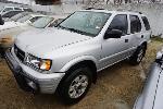 Lot: 10-59546 - 2000 Isuzu Rodeo SUV - Key / Run & Drives