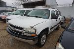 Lot: 15-59556 - 2001 Chevrolet Tahoe SUV - Key / Run & Drives