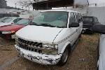 Lot: 16-58404 - 1998 Chevrolet Astro Van