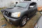 Lot: 20-56493 - 2004 Nissan Armada SUV - Key