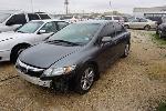 Lot: 22-59623 - 2009 Honda Civic - Key / Run & Drives