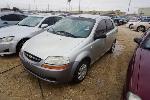 Lot: 30-58834 - 2005 Chevrolet Aveo - Key