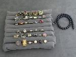 Lot: 30 - NECKLACE & RINGS