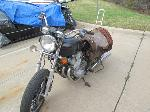 Lot: 18-2542 - 1981 HONDA 750 MOTORCYCLE