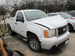 Lot: 18-3453 - 2008 GMC SIERRA PICKUP