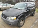 Lot: 18-3553 - 2006 FORD ESCAPE SUV