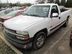 Lot: 18-3589 - 2002 CHEVROLET SILVERADO PICKUP