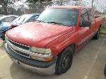 Lot: 18-3828 - 2001 CHEVROLET SILVERADO PICKUP