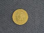 Lot: 6743 - 1899 U.S. $10 GOLD COIN