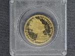 Lot: 6749 - 1996 GIBRALTAR 1/2 OZ. GOLD ROYAL COIN