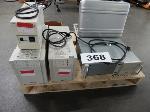 Lot: 368 - Combustion Analyzer, UPS Untis