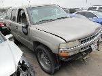 Lot: 1834669 - 2001 CHEVROLET TAHOE SUV