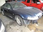 Lot: 1834884 - 2003 FORD MUSTANG