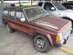 Lot: 1900411 - 1987 JEEP CHEROKEE SUV - KEY*
