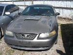 Lot: 34 - 2003 Ford Mustang - Key