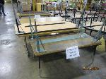 Lot: 527 - (5) ASSORTED TABLES
