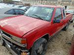 Lot: B8120102 - 1996 CHEVROLET 1500 PICKUP - KEY / STARTED