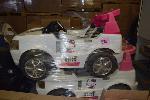 Lot: 1196 - (2) Hello Kitty Power Wheels
