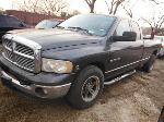 Lot: 30-652735C - 2004 DODGE RAM 2500 PICKUP