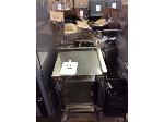 Lot: 6190&6191 - Rolling Stainless Steel Cart & Pallet of Food Equipment