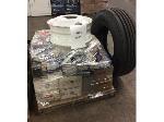 Lot: 6195 - Pallet of Auto Equipment & Tire