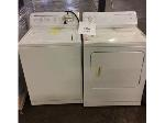 Lot: 6206 - Kenmore Washer & Dryer