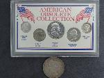 Lot: 646 - PEACE DOLLAR & AMERICAN OBSOLETE COLLECTION