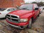 Lot: 01 - 2004 DODGE RAM 1500 PICKUP - KEY / RUNS & DRIVES