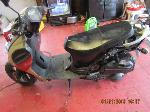 Lot: 03 - 2017 TAO MOPED - KEY / RUNS & DRIVES