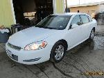 Lot: 06 - 2016 CHEVY IMPALA - KEY / RUNS & DRIVES