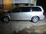 Lot: 07 - 2013 DODGE CARAVAN - KEY / STARTED
