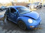 Lot: 08 - 1999 VOLKSWAGEN BEETLE - KEY / STARTS & RUNS